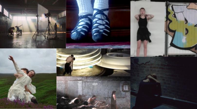 Dance Shorts on film