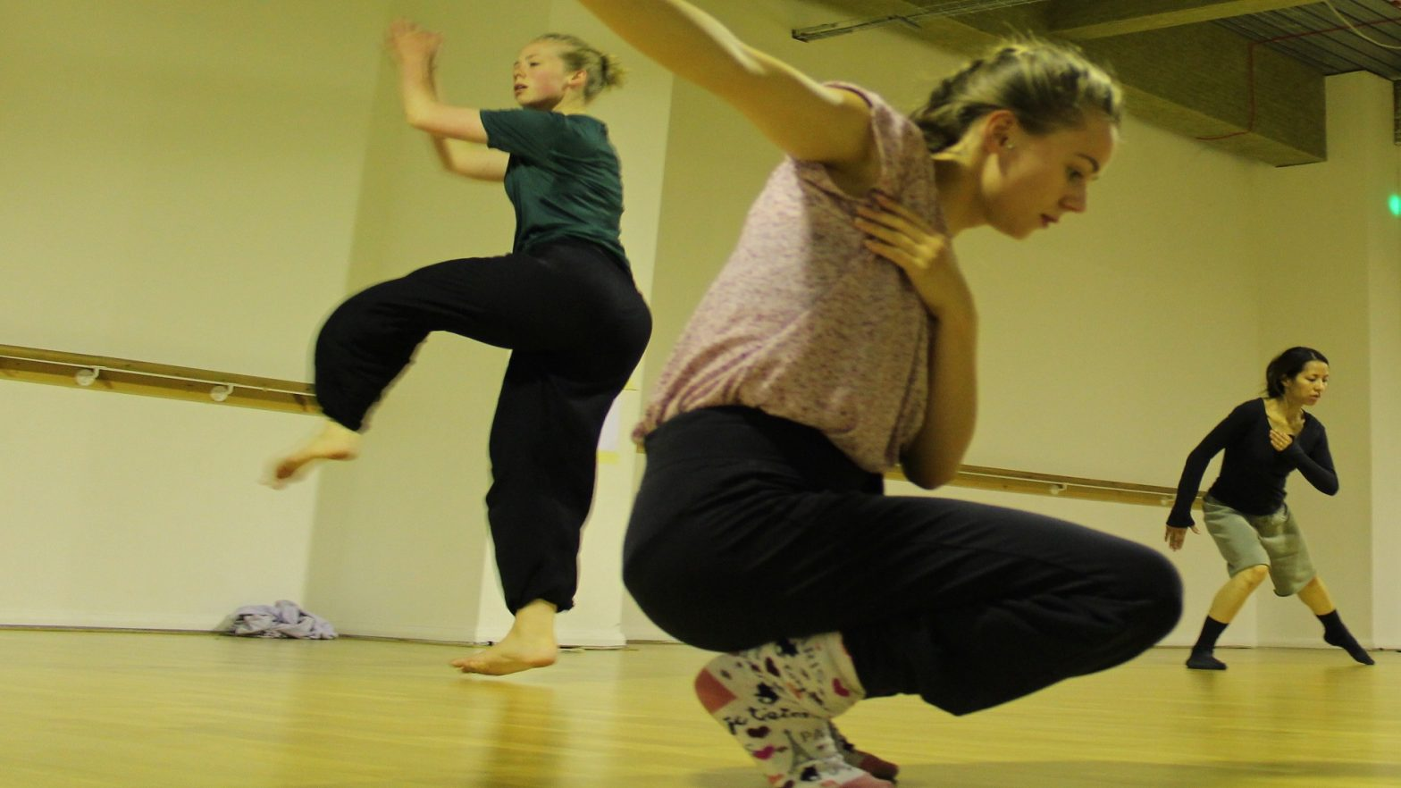 Sussex Dance Network Summer Course