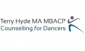 Logo for Terry Hyde's Counselling for Dancers