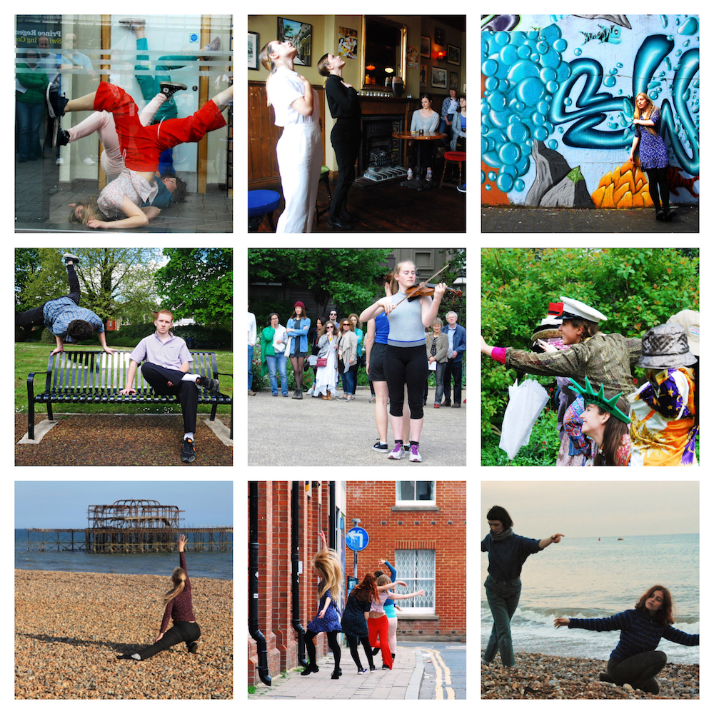 Donate to our crowdfunder and support the Dance Trail 2020