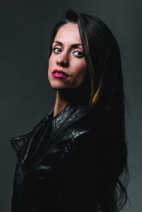 Anna Alvarez headshot.