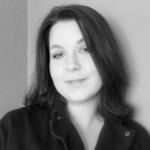 Headshot of Katie Dale-Everett, Artistic Director & Lead Producer.