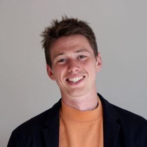 Headshot of Joel O'Donoghue.