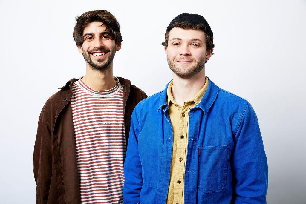 Eli and Pete of Enayball (headshot)